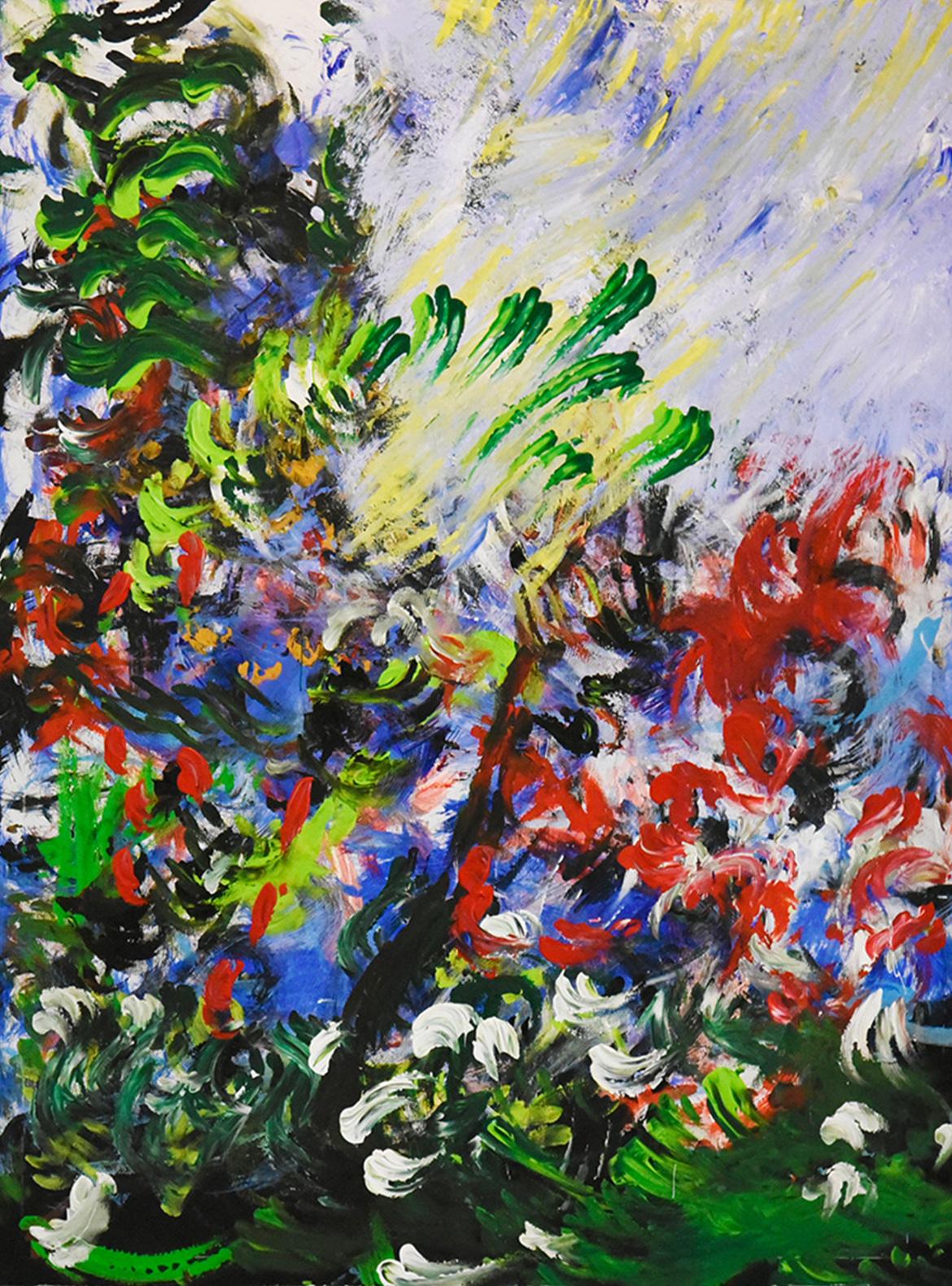 Botainical Surge by Laura Meddens full-frame.