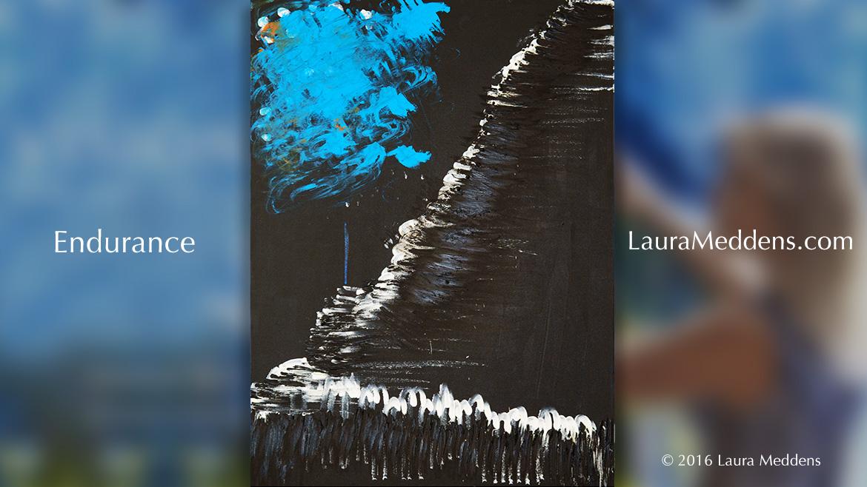Endurance by Laura Meddens.